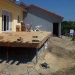 terrassi ehitamine kruvivundament krinner muuk paigaldus