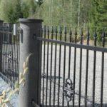metallaiad sepisaiad varavad metalliaidat ja portit takorauta-aidat Virosta
